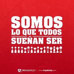 Orgullo Rojo #123 - 27.08.2015