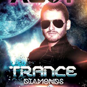 AWOT pres. Alex Berse & Trance Diamonds Mixes as Guest: Akku