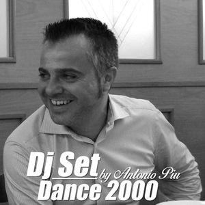 ANTONIO PIU DJ SET DANCE 2000