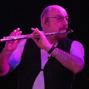 The Pete Feenstra Feature - Ian Anderson (Jethro Tull) - 12 March 2017