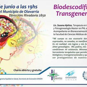 Biodescodificación / Hablamos con Susana Ajeitos para que nos cuente qué es y cómo funciona.