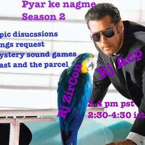 Rj Acp rj zircon presents pyar ke nagme season 2 part 2 with special host Coffeee