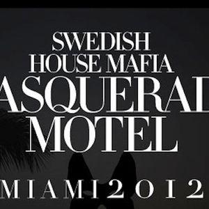 Swedish House Mafia - Masquerade Motel Miami, WMC 2012 (Miami, USA) - 23.03.2012