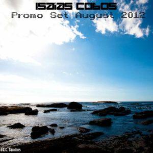 Isaias Cobos - Promo Set August 2012