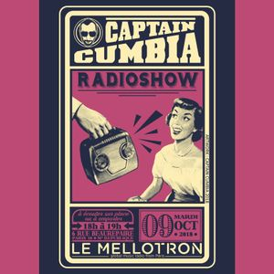 Captain Cumbia Radio Show #47