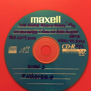 THE RARE RADIO SHOW #16 ON WBAI 99.5FM IN NYC (PT.1) 2/22/04 EMSKEE & KOOL DJ RED ALERT SETS