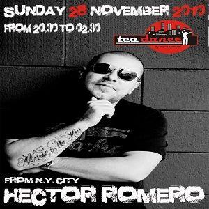 Hector Romero @ Tea Dance Party, Vicenza ITA - 28.11.2010