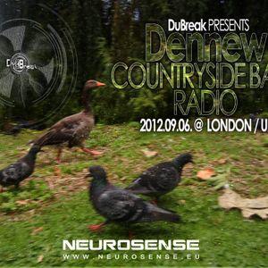 Countryside Bass Radio 2012.09.06.