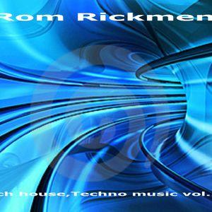 Tech house,Techno music vol.24