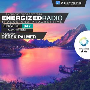 Energized Radio 047 with Derek Palmer