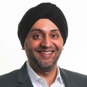 Hardeep Walia, Founder and CEO of Motif