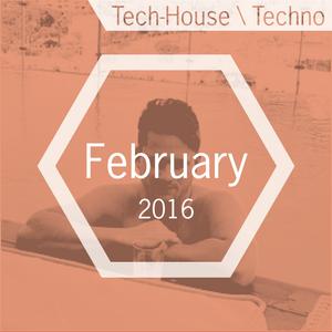 Simonic - February 2016 Tech-House Techno Mix