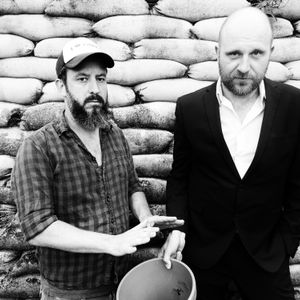 Interview Muziekvereniging De Clingse Bossen - Jan D'hooghe & Lars Senders - Diksmuide, July 2017
