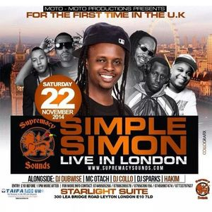 Simple Simon - London Promo