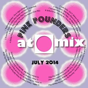 aTOMix 2014-07 July Mix - Pink Pounders Vol. 5