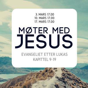 Møter med Jesus: Grådighet, bekymringer, raushet.   17. mars 2019   Eirik Soldal
