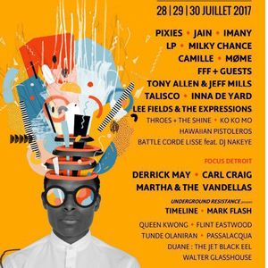 THE BEAT #73 : Festival LES ESCALES 2017 – Focus DETROIT (21/07/2017)