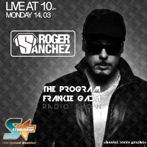 THE PROGRAM - FRANKIE GADA TALK SHOW - Interview with ROGER SANCHEZ