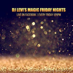 DJ Levi´s Magic Friday Nights vol.53 -11.05.2018 Fresh House Mix