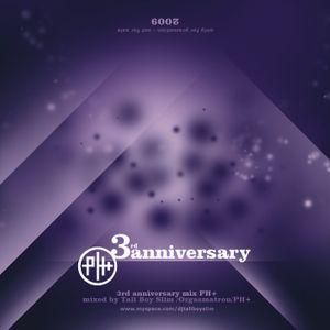 3rd anniversary mix by Tall Boy Slim (2009)