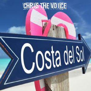 Chris The Voice-Full Moon Party-Costa Del Sol