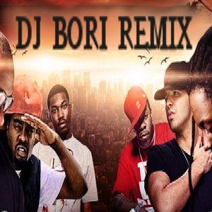 DJ BORI HIP HOP/RAP MIX 2012