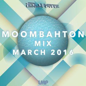DJ MATE  - MOOMBAHTON MIX  - @DJMATEWPB