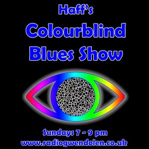 Haff's Colourblind Blues Show Ali Clinton Special