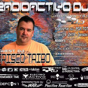 RADIOACTIVO DJ 19-2019 BY CARLOS VILLANUEVA