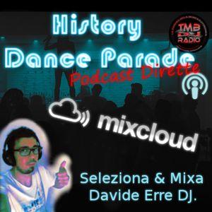 (17/12/2016) History Dance Parade Podcast Diretta