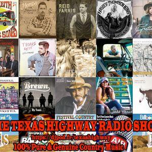 The Texas Highway Radio Show 2017 N°38