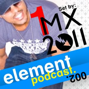 Radio.element .002 (Feb 2011) Set by: 1MX