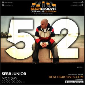 Sebb Junior @ Beachgrooves Radio 23.10.17