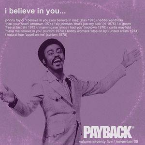 PAYBACK Vol 75 November 2008