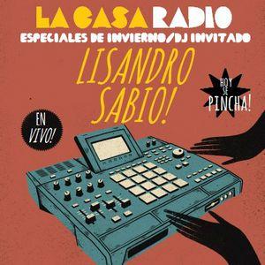 Lisandro Sabio @ La Casa Radio 06-09-2012