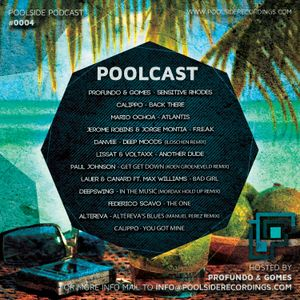 PSRP0004 // Poolcast Vol.4 // Hosted By Profundo & Gomes // 2014