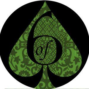 Paul Dunbar-Six of Spades #1