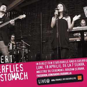 Butterflies is My Stomach - Guerrilive Radio Sessions - 18.04.2011
