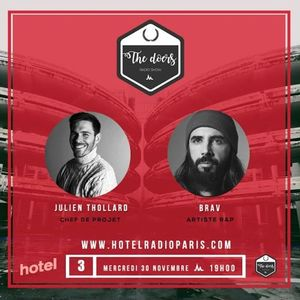 The Doers #3 guest Brav & Din records  - 30:11:2016