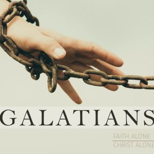 Galatians 4:21 - 5:15 | Isaac Serrano | July 12, 2015