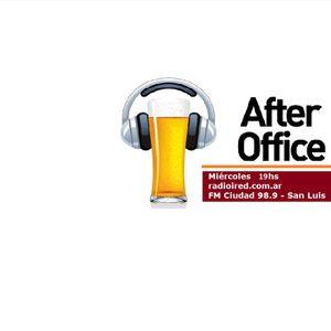 After Office Radio. Programa del miércoles 9/9 en Radio iRed HD.