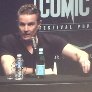 Panel de James Marsters à la Paris Comic Con