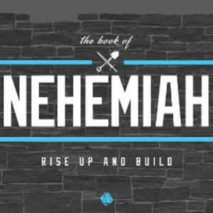 Nehemiah: Sticky Vision