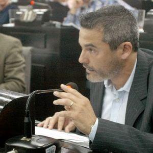 Entrevista a Ariel Domene concejal quilmeño en ''La Voz'' 29.4
