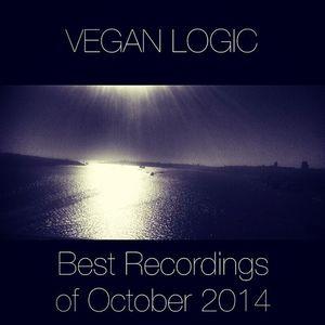 VEGAN LOGIC XCI - BEST RECORDINGS OF OCTOBER 2014 SELECTION - 27.10.2014