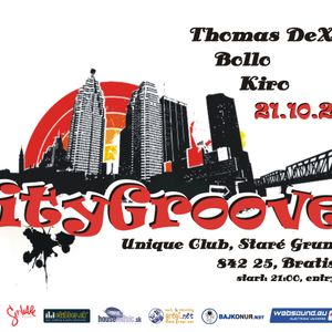 Bollo - CityGrooves Soulfull House Mix