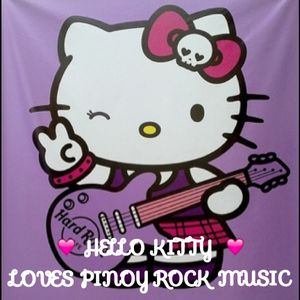 OPM - HELLO KITTY LOVES PINOY ROCK MUSIC