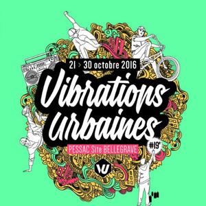 Vibrations Urbaines 2016 - Plateau Live du 22 octobre Parc Bellegrave
