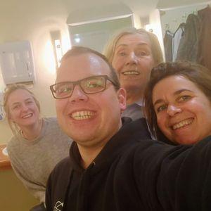 Interview Sofie Palmers, Jessa Wildemeersch en Sien Eggers (Den beer heeft mij gezien)