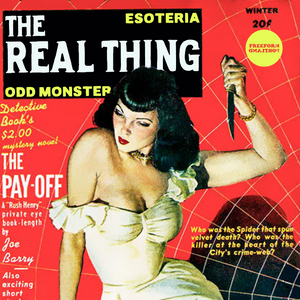 The Real Thing - Buried New Wave and Post Punk Treasures